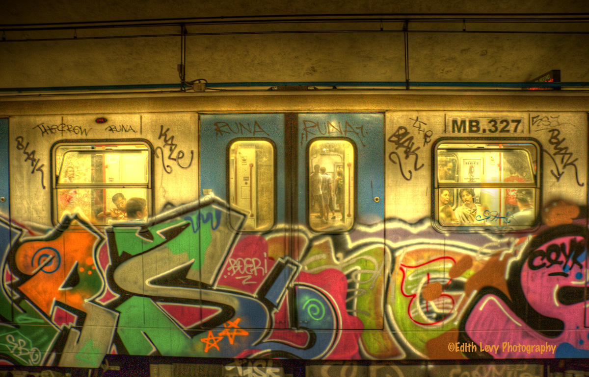The Words of the Prophets Are Written on the Subway Walls….. | Edith ...