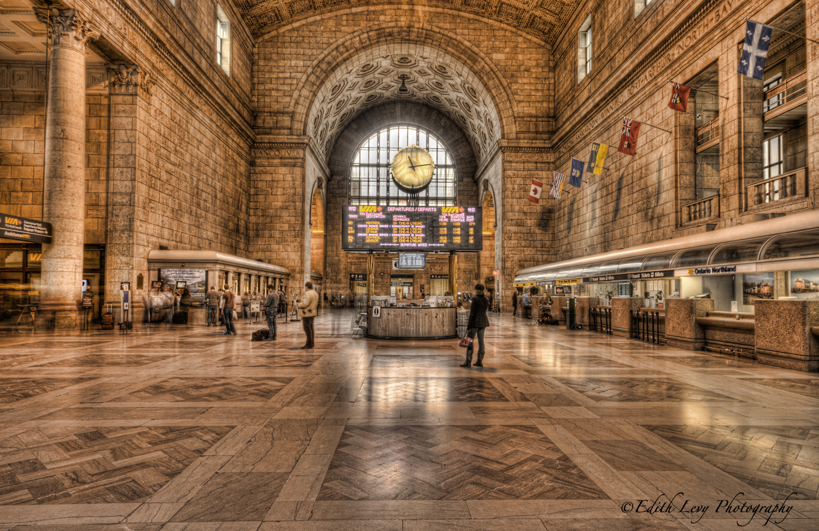 Union Station | Edith Levy Photography