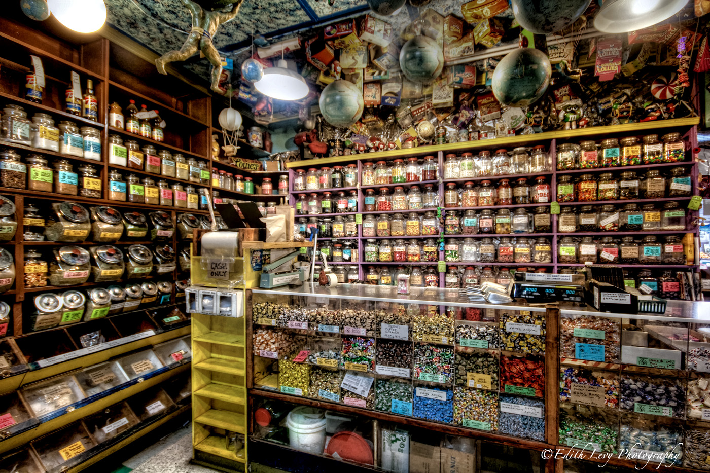candy store | Edith Levy Photography