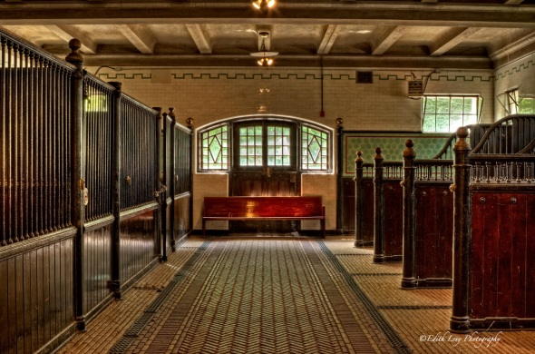 stables of Casa Loma Toronto
