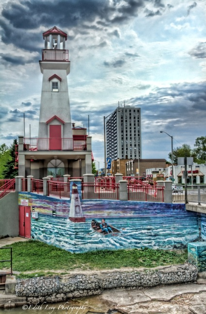 Port Credit Lighthouse, Mississauga, Ontario