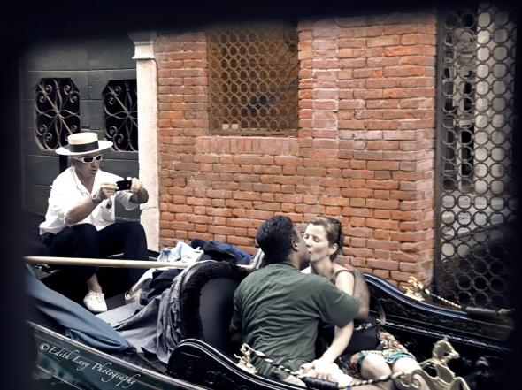 Venice, Italy, gondola, love canal, romance