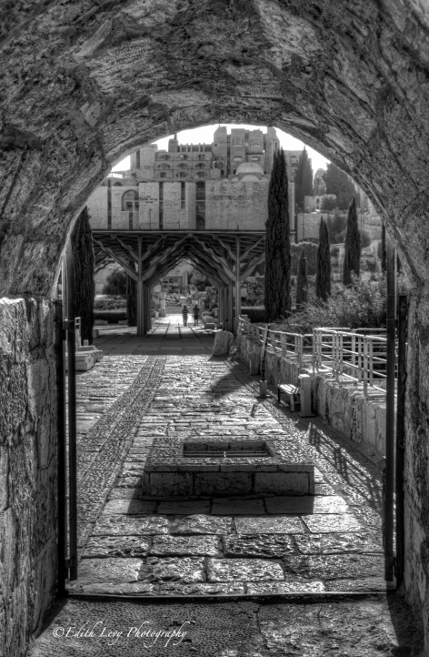 Isreal, Jerusalem, old city, Robinson's Arch courtyard, Temple Mount