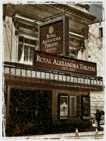 Royal Alexander Theatre, Ed Mirvish