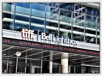 TIFF, Toronto International Film Festival, Bell Lightbox
