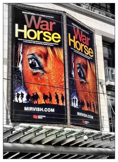 The Princess of Wales Theatre, War Horse