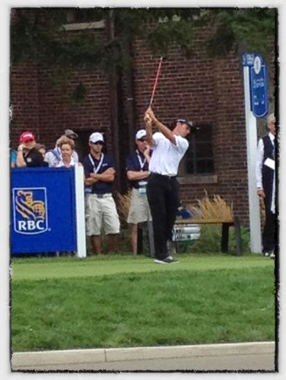 golf, 2012 Canadian open, Hamilton Golf & Country Club, Mike Weir
