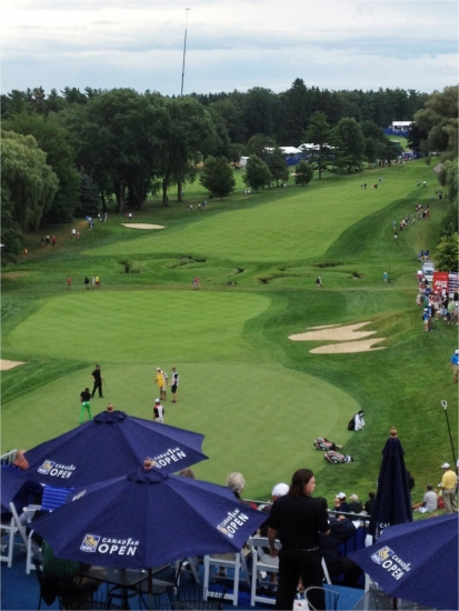 golf, 2012 Canadian open, Hamilton Golf & Country Club,