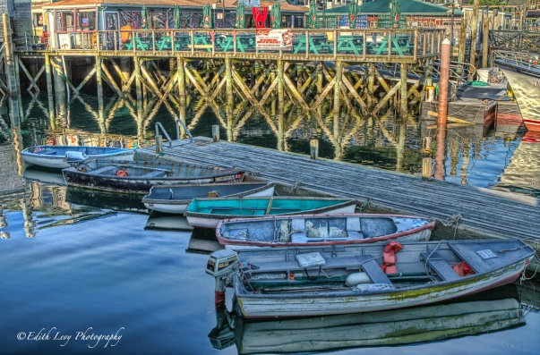 Bar harbor, Maine, pier, dock, boats, water, travel photography