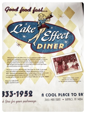 lake effects diner, buffalo,