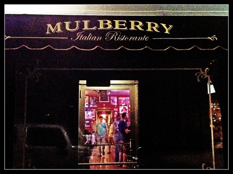 mulberry italian restaurant, Buffalo