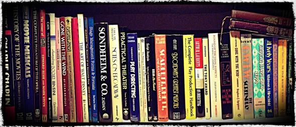books, panorama, iOS6, iPhone,