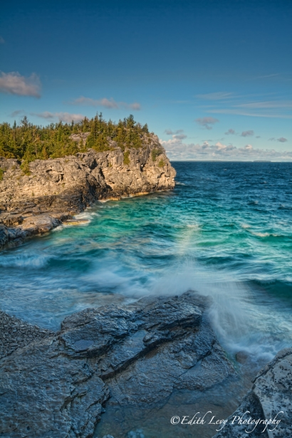 Bruce Peninsula National Park, Ontario, Tobermory, Georgian Bay