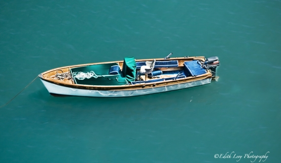 Sorrento, boat, Amalfi Coast, Italy