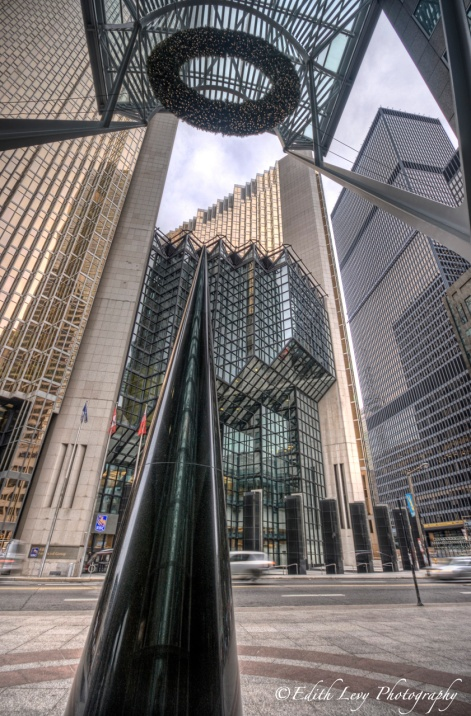 Toronto, architecture, Brookfield Place, building