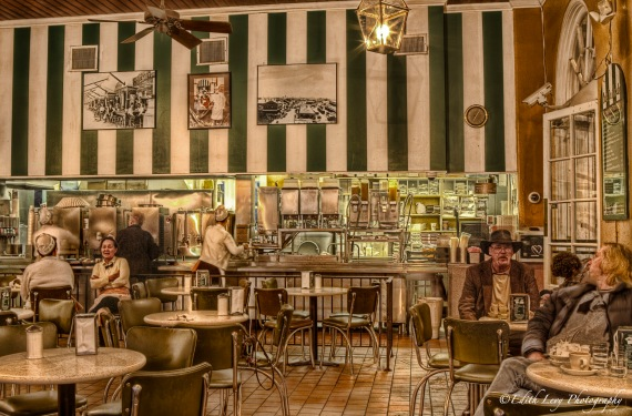 New Orleans, Cafe Du Monde, cafe, coffee, French Quarter