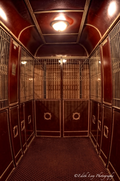 Winter Garden theatre, Elgin Theatre, Toronto, elevator, vintage, operated, interior,