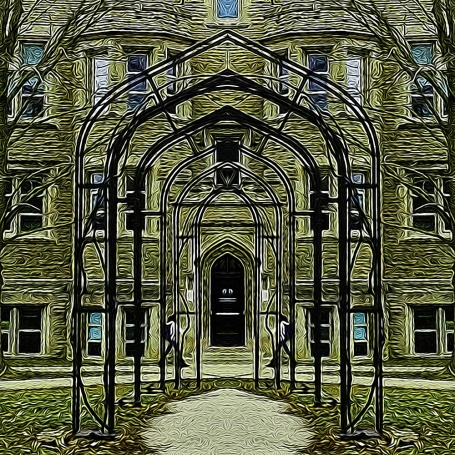 University of Western Ontario, London, Ontario, architecture, iphoneograpy,