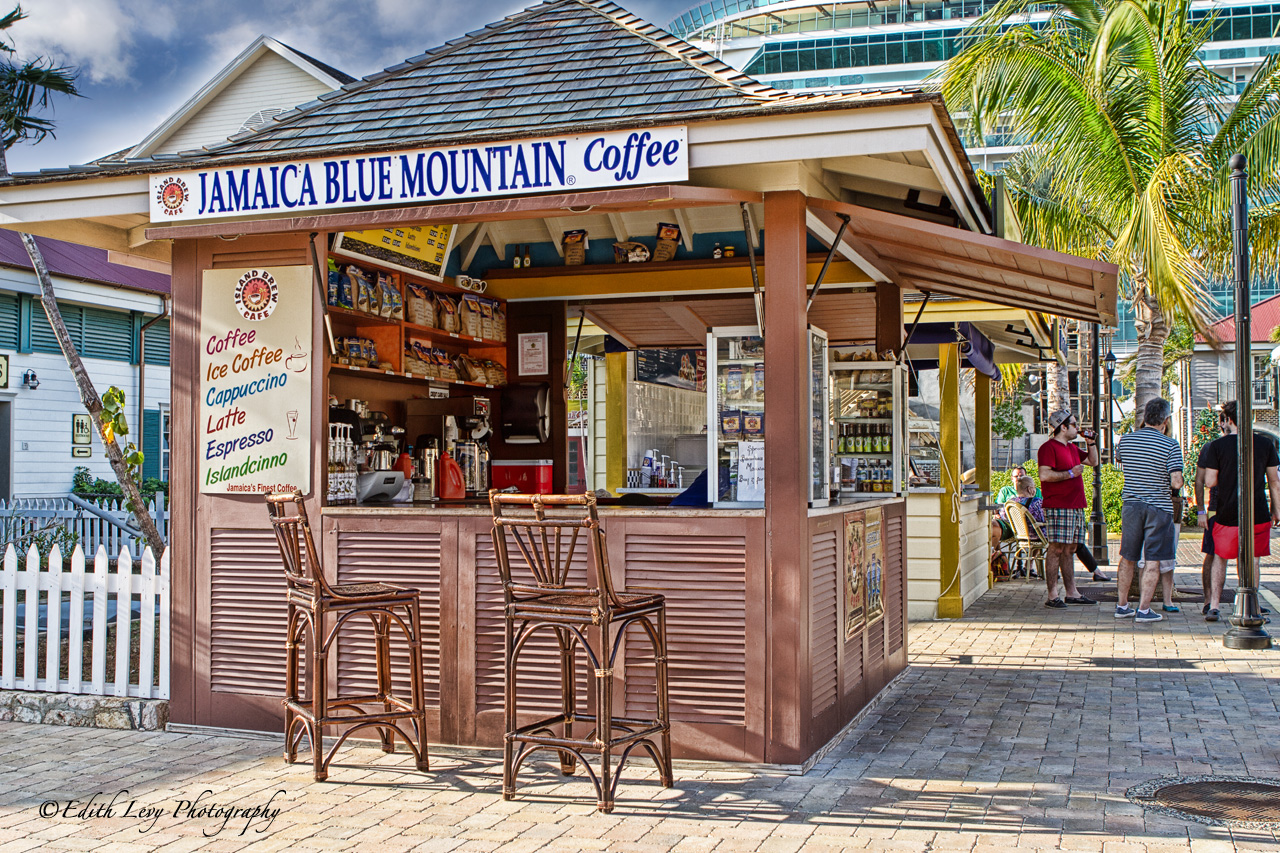 Blue Mountain Coffee Falmouth Jamaica