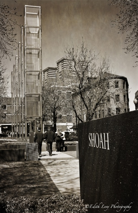 New England Holocaust Memorial, Carmen Park, Freedom Trail, Boston