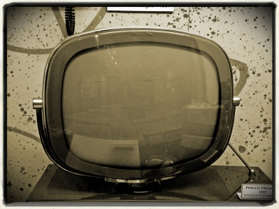 TV, CBC, Canadian Broadcasting Company, Toronto, Snapseed, PhotoToaster, iphoneography