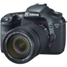Canon EOS 7D, camera, DSLR