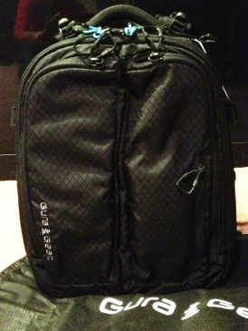 Gura Gear Bataflae 18L, review, camera bag, backpack, exterior