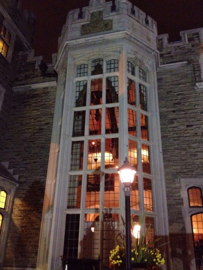 Casa Loma, Toronto, castle, historical building, night photography, Ontario, iPhoneography, Snapseed