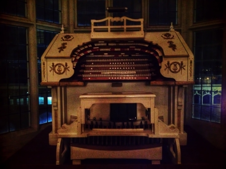 Casa Loma, Toronto, castle, historical building, night photography, Ontario, Organ, iPhoneography, Snapseed