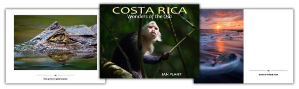 Ian Plant, Dreamscapes, ebook, Costa Rica