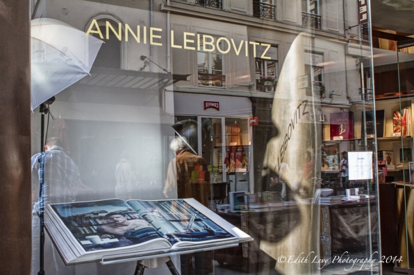 Taschen, Paris, Annie Leibovitz, Art Book,