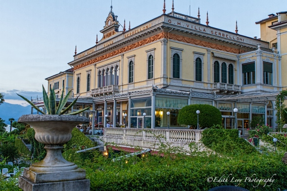Villa Serbelloni, Bellagio, Lake Como, Italy, hotel, grand hotel, lake view, travel photography