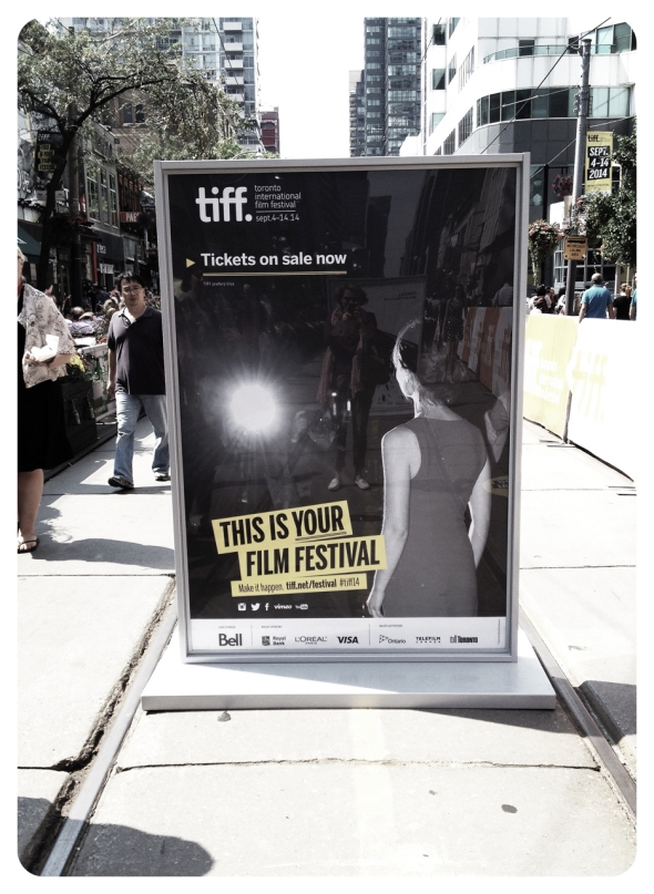 Toronto International Film Festival, TIFF, 2014, King Street