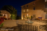 Villa Cicolina, Tuscany, Italy, Montepulciano, travel photography, night photography, courtyard