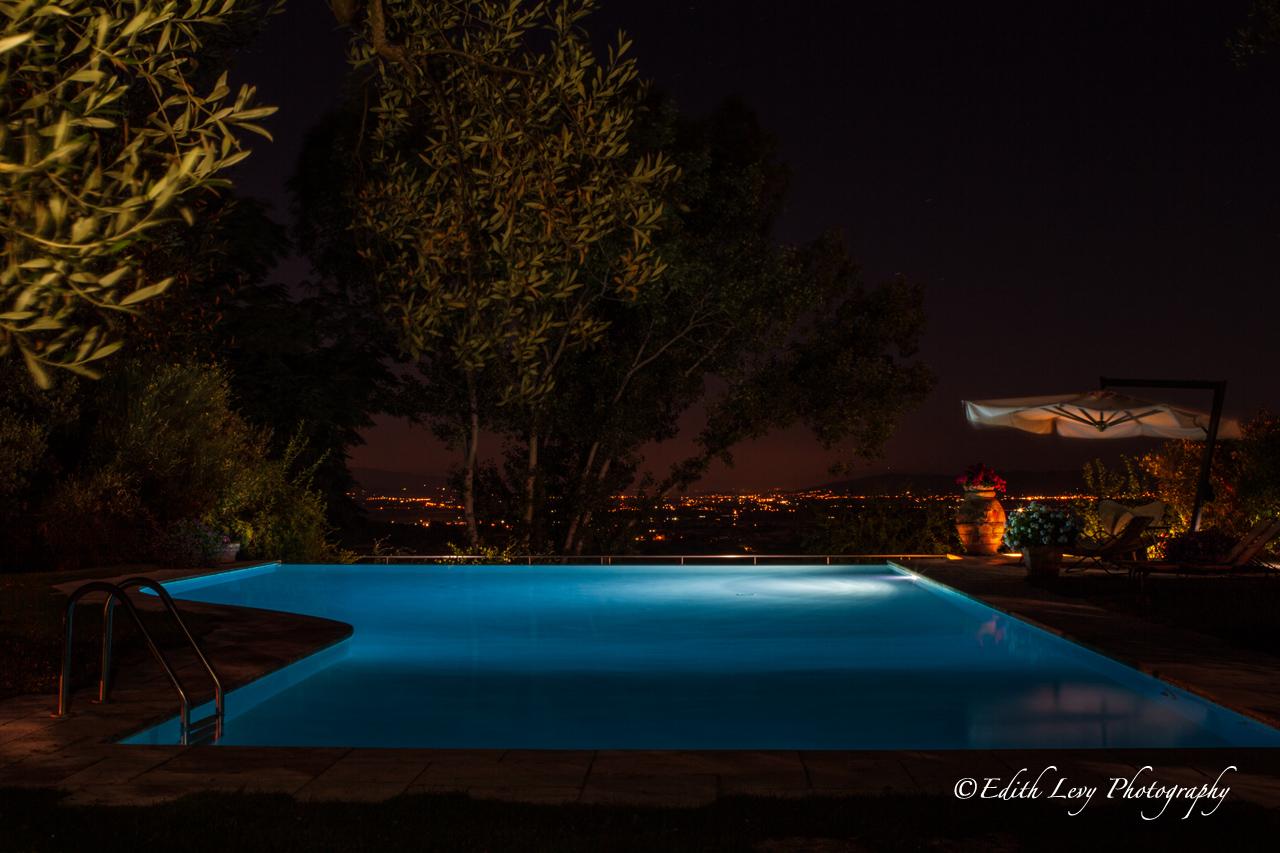 infinity pool Edith Levy Photography