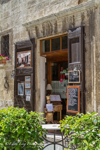San Quirico D'Orcia, Tuscany, Italy, restaurant, travel photography, village