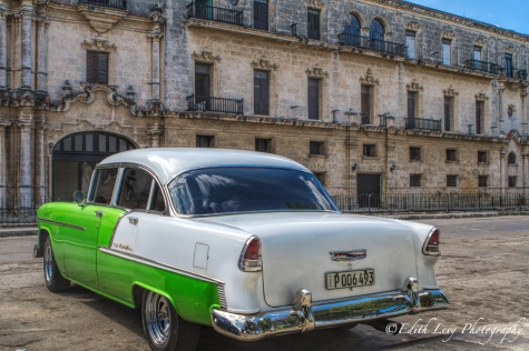 Cuba, Havana, car, classic car, Bel Air, Chevy, Travel Photography, Street Photography