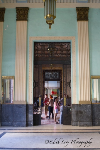 Bacardi Building, Havana, Cuba, Art Deco, Architecture, travel photography,