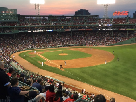 Boston, iPhone, iPhoneography, travel, Fenway Park, Boston Red Sox