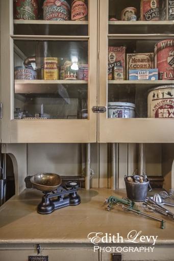 Spadina House, Toronto, landmark, pantry, cupboard, vintage