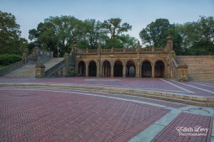 New York, Manhattan, Bethesda Terrace, Central Park, staircase, arches, travel photography