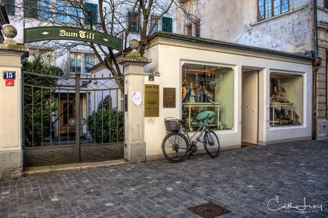 Zurich, Switzerland, architecture, street, bicycle, bike, Europe, old town