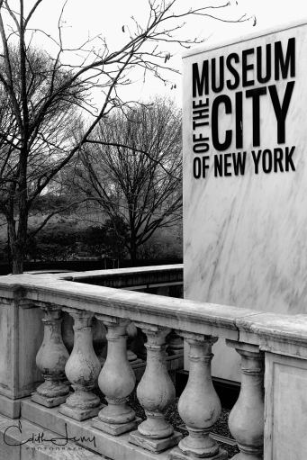 New York, NYC, Museum, Museum of the City of New York, MCNY, Manhattan, black and white, BNW