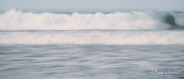 Israel, Tel Aviv, beach, wave, sea, long exposure, fine art