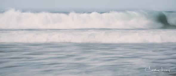 Israel, Tel Aviv, beach, wave, sea, long exposure, fine art